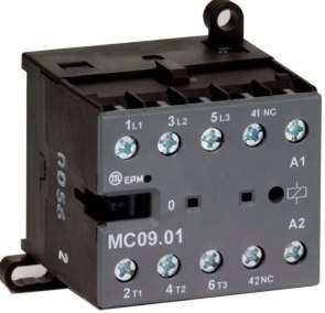 MC09.01 24V DC mini stykač