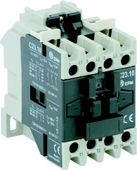 C23.00 110V DC DL 3-pole contactor