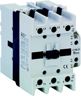 C150.11 24V DC DL 3-pole contactor