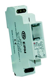 A16.1 230V 50-60Hz, 24V 50-60Hz, 24V DC One-pole contactor