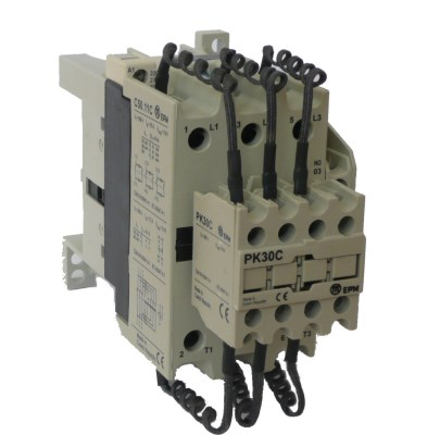 C50.11C 220-230V / 50Hz PK30C contactor for capac. banks