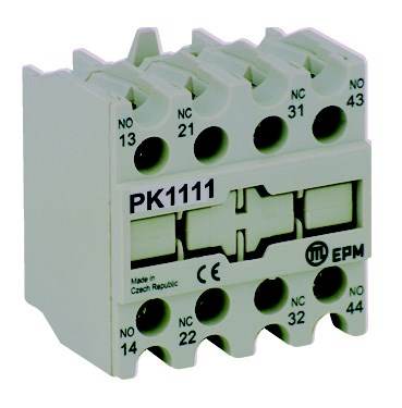 PK1111 auxiliary contact block