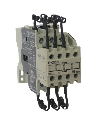 C25.11C 220-230V / 50Hz PK30C contactor for capac. banks