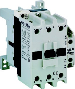 C65.10 60V DC DL 3-pole contactor