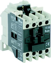 C17.00 24V DC DL 3-pole contactor