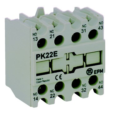 PK21T auxiliary contact block