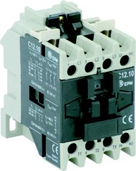 C12.00 110V DC DL 3-pole contactor