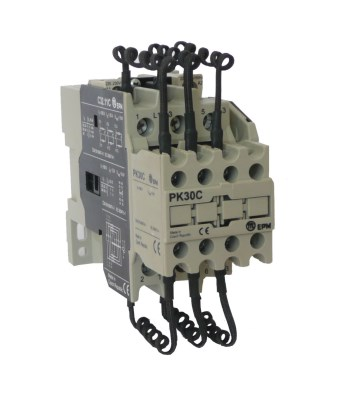 C32.11C 380-400V / 50Hz PK30C contactor for capac. banks