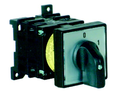 EPS10-D-1102-A6 Two pole ON/OFF switch